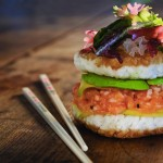 Tendance : le Sushi Burger