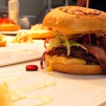 THBE : The Hungry Burger Eater