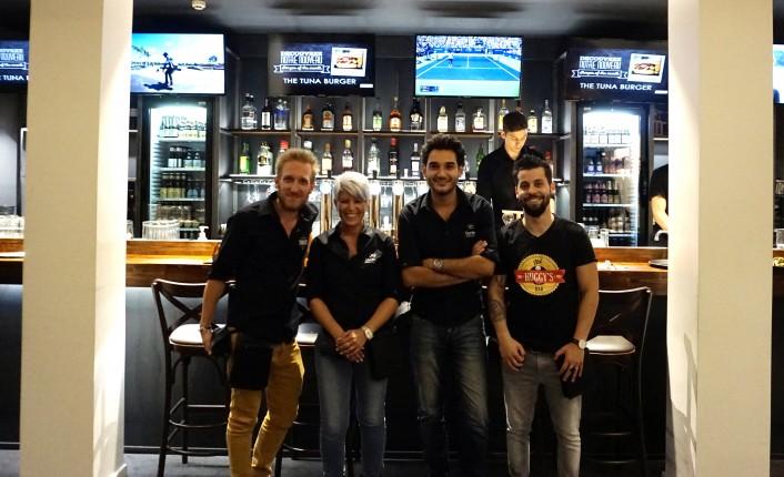 L'équipe du Huggy's Bar