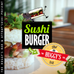 Le Sushi Burger : on l'a fait !