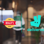 Deliveroo X The Huggy's Bar