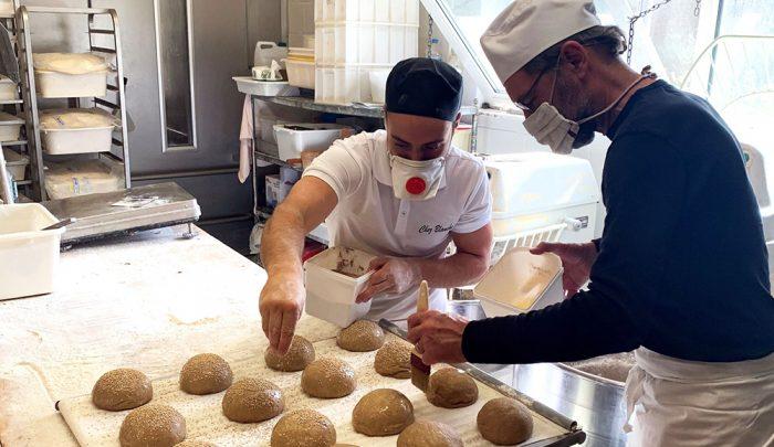 Boulangerie Blanche - Jean Galler